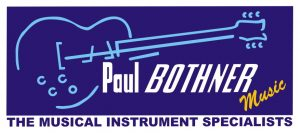 Paul Bothner Music Logo